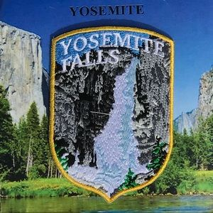 Other - YOSEMITE FALLS patch